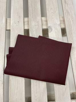Dry Waxed Organic Cotton -wine red (Weinrot)