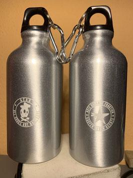Trinkflasche aus Aluminium 0,4 l