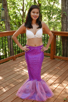 Mermaid Skirt (Tulle)