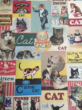 Gatos vintage