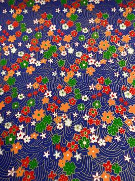 Papel japonés florecitas