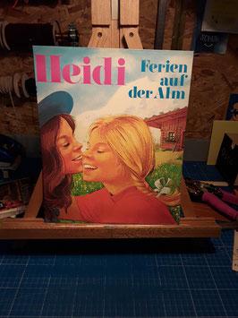 Heidi Ferien auf der Alm