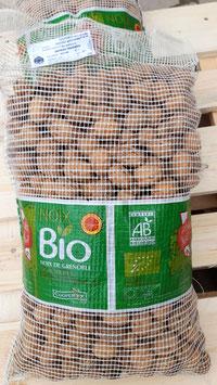 Rieser Bio Walnüsse in der Schale, Ernte 2020, Sorte Franquette, Ursprung Frankreich, Premiumqualität mit Sortierung 30-32 mm