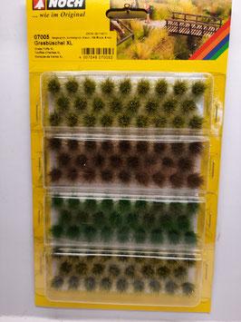 touffes d'herbes XL  HO 1/87 NOCH réf : 07005