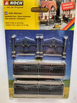 clôture résidentielle HO 1/87 NOCH Réf : 13100