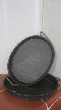Metall Tablett