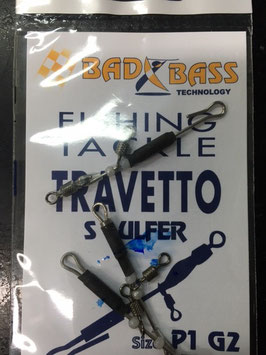 TRAVETTO BAD BASS S-ULFER  BUSTA DA 3 PZ