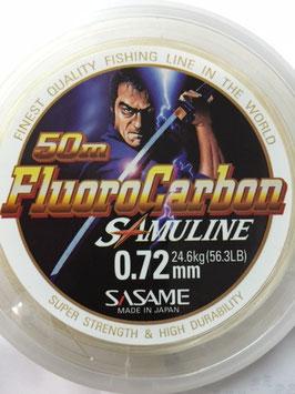 FLUOROCARBON SASAME SAMULINE BOBINE DA 50 MT