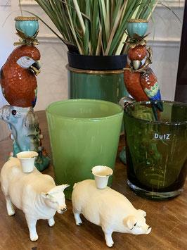 Dutz Vase hellgrün