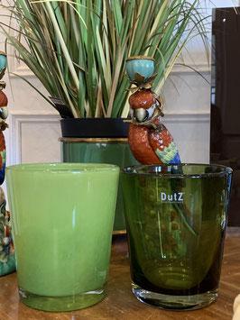 Dutz Vase glasgrün