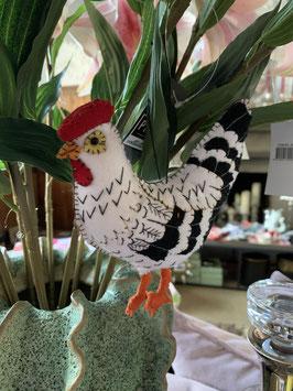Prachtvolle Henne