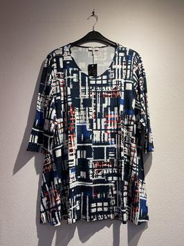 Shirt mit Allover-Print / KjBrand / 4430-506