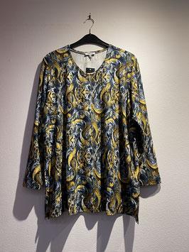 Shirt gemustert / KjBrand / 4452-518