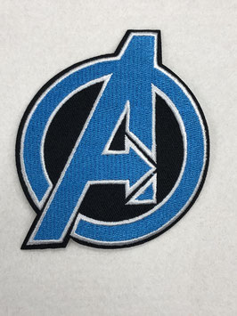 Avengers logo applicatie