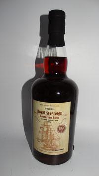 ROYAL SOVEREIGN -Demerara Rum- 66,6% vol (0,7l Flasche) Guyana Single Cask 10 Years