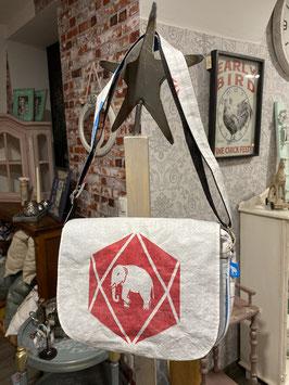 Joy Bag BlueTasche aus Zementsack klein
