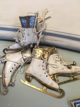 Clayre & Eef Schlittschuhe aus Metall