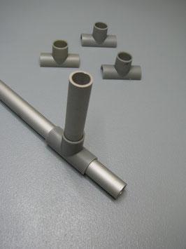 Kufenschuhe für 8mm Rohre