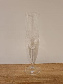 Champagneflute Deco rand