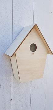 """Vogelhauslampe """"Natur"""", zum selber bemalen."""