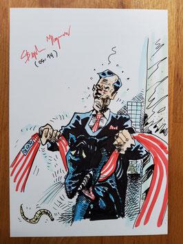 "Stephan Hagenow: ""Mr.President+Ratte aus Mac Trap"""