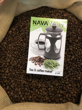 French Press NAVA Misty aus hochwertigem Kunststoff