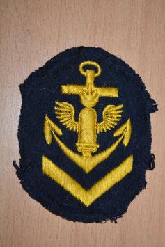 Artikelnummer: 01446 Ärmelabzeichen Marine Artillerie Obermaat