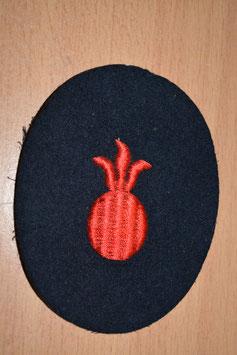 Artikelnummer: 01447 Ärmelabzeichen Geschützführer Küstengeschütze