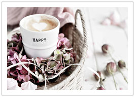"Karte ""Happy Herbst"""