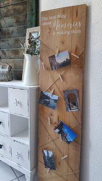 Altholz-Foto-Board