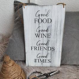 Good food, good wine