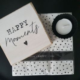 "Geschenkset ""Happy moments"""