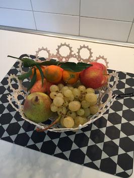 Corbeille à fruits pignons