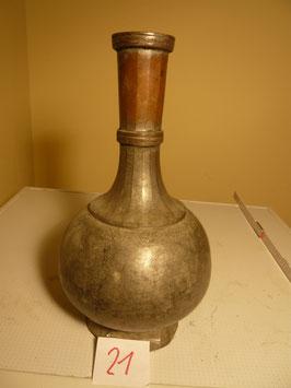 Nr. 21 Wasserkanne, Kupfer, verzinnt 31 cm