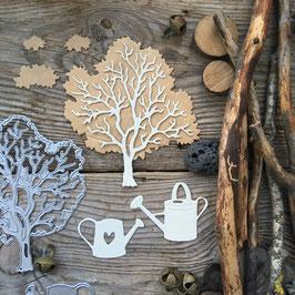 Troquel MimiCut Planta tu árbol  (MMC-C0052)