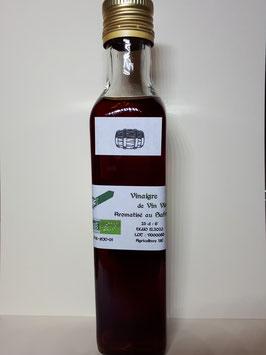 Vinaigre de Vin Vieux au Safran