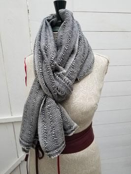 Echarpe laine et cachemire  (SWL05)