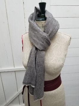 Echarpe laine de yak  (SWL08)