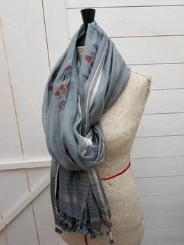 Etole coton gris (SET04)
