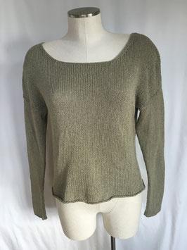 Short berber sweater