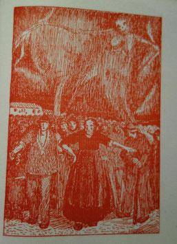 Jules Vallès, Les Blouses, Edouard Joseph, 1919, exemplaire sur Japon