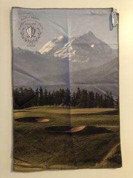 Linge avec logo & crochet ;39 x 59 cm