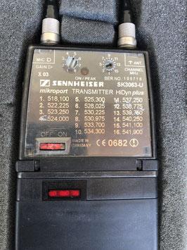 SENNHEISER SK3063 - 518 542 Mhz