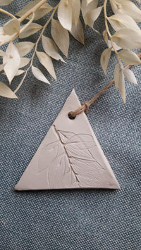 Empreintes triangle