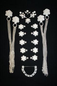 Silberfiligranschmuck (Si4)