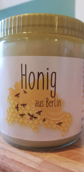 Honig Frühtracht oder Sommerblüte cremig/flüssig