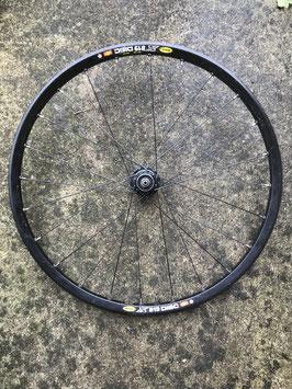 roue arriere mavic x 819 ust moyeux cannondale