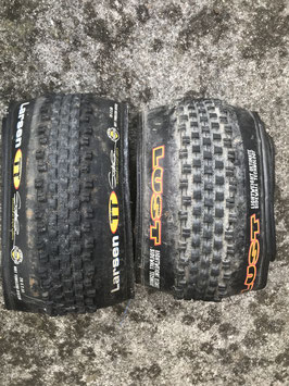 paire pneu maxxis larsen TT LUST  26x2.0