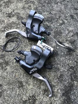 shifter shimano xtr m950 3x8v