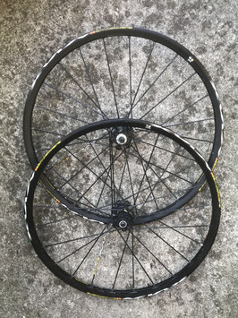 mavic crosmax st disc 15/9